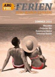 Katalog XARG 2014-01.pdf - ARG viel FERIEN