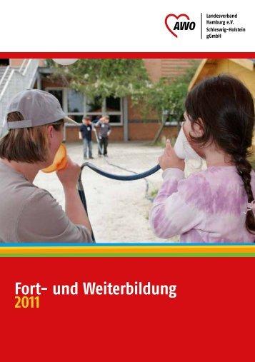 Fortbildungen - AWO Landesverband Hamburg