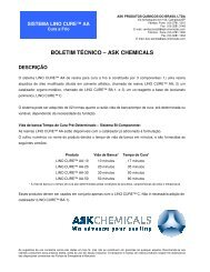 LINO CURE™ AA - ASK Chemicals