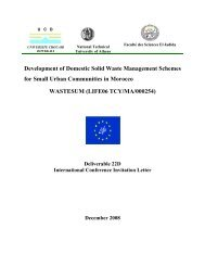 International Conference Invitation Letter - Unit of Environmental ...