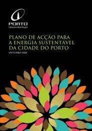 Plano de Acção para a Energia Sustentável da Cidade do Porto