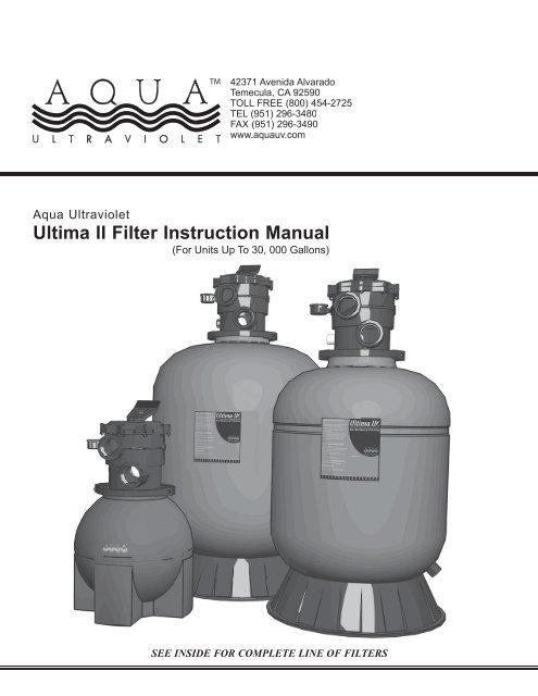 Ultraviolet light for ponds| uv clarifier sterilizer | aqua.
