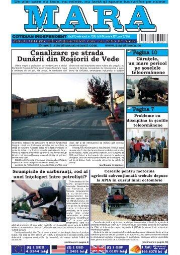 Descarca nr. 1300 - Ziarul Mara