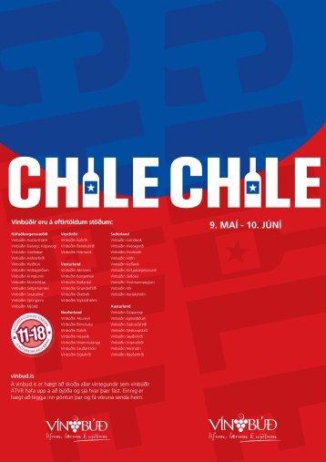 Chile - maí 2006
