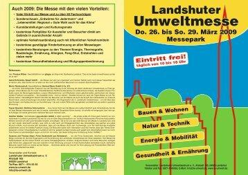 Umweltmesse Umweltmesse Umweltmesse ... - bei Rabtherm