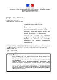 Ministère du Travail, des Relations sociales, de la Famille, de la ...