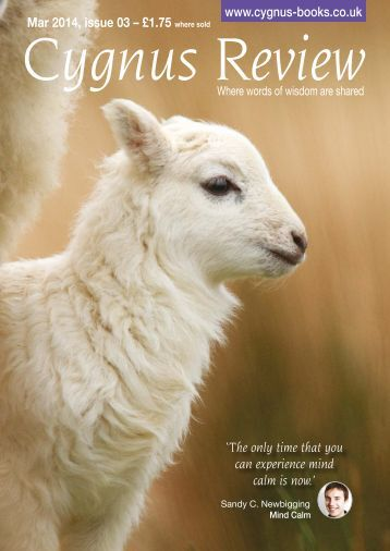 cygnus-review-2014-issue-03