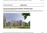 Artikel in der Berner Zeitung vom 6. Juni 2013 0.3 MB PDF