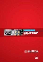 Digiprep Accura datasheet