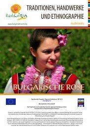 Bulgarische Rose - Bulgaria Travel