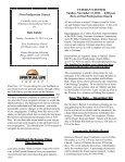 October 31, 2012 Movie Night Saturday, November 3 — 5:30 p.m. - Page 5