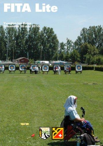 FITA Lite - Archer-club d'Yverdon