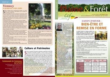 n °4 - Communauté de Communes de la Forêt