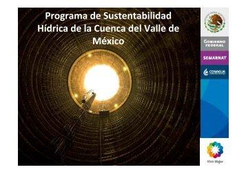 Programa de Sustentabilidad Hídrica de la Cuenca del Valle ... - INBO
