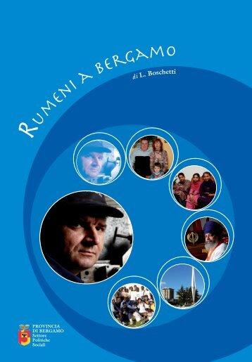 Rumeni a Bergamo - Rapporto Immigrazione 2006