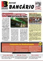 Jornal - Sindicato dos Bancários do Maranhão