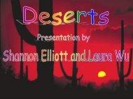 Deserts - jdenuno