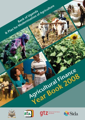 Year Book 2008 - Agriculture Finance Support Facility