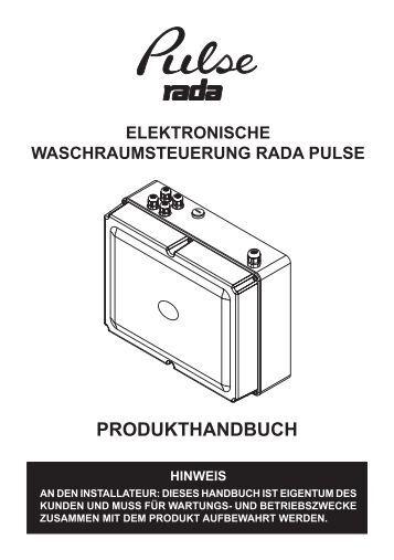 INSTALLATIoN - Rada Armaturen GmbH