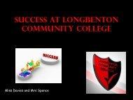 View/download - Longbenton Community College