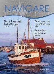 Navigare 4 - Sjøfartsdirektoratet