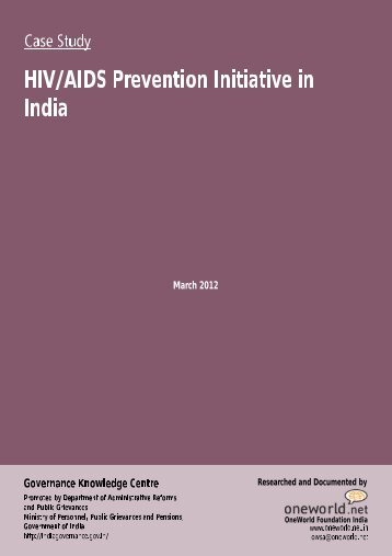 See full case study - Indiagovernance.gov.in