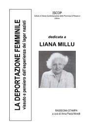 dedicato a LIANA 1 - Biblioteca Archivio Vittorio Bobbato