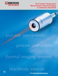 Industrial Fixed Mount Thermometers - Contika