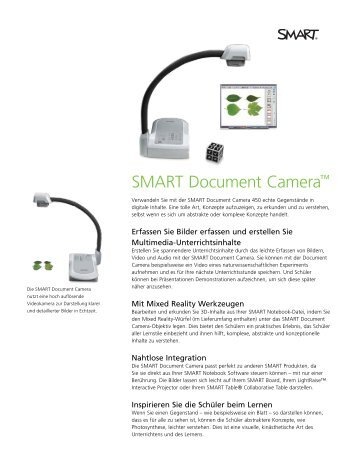 SMART Document Camera™ - EDV & Service GmbH
