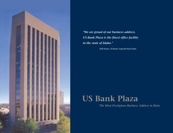 US Bank Plaza - Unico Properties