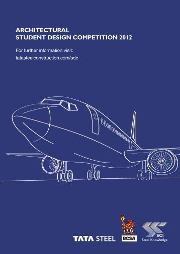 architectural student design competition 2012 - SteelConstruction.org