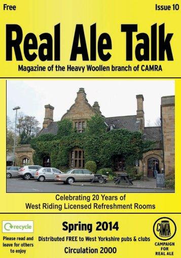 here - Heavy Woollen CAMRA