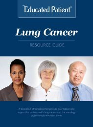 Lung Cancer - OncLive