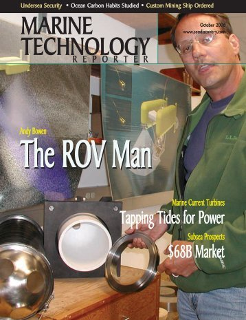 MTR October Cover.qxd - Marine Technology Magazine ...