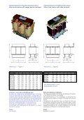 Filter Circuit Reactors - AEG Industrial Engineering - Seite 4