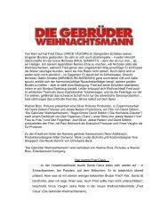 Von klein auf hat Fred Claus - Warner Bros. Deutschland