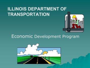 ILLINOIS DEPARTMENT OF TRANSPORTATION