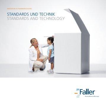 Standards und technik Standards and technology