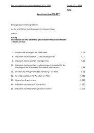 Stellungnahme des Deutschen Anwaltvereins - Hessen
