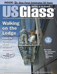 October 2009 - USGlass Magazine