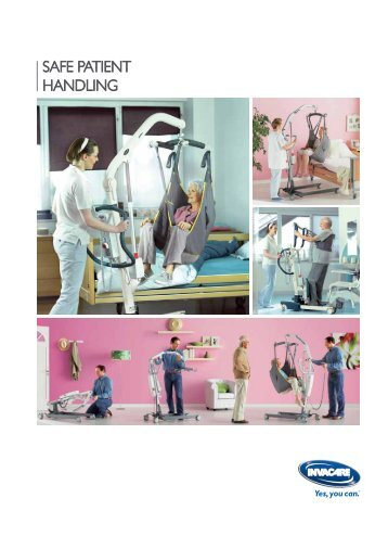 SAFE PATIENT HANDLING - Invacare