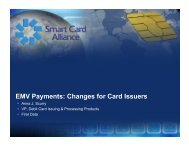 Download the Slides - Smart Card Alliance