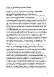 1 Prüfung zur Halteberechtigung / Kanton Aargau Bekanntlich hat ...