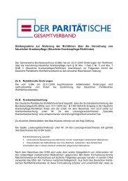 Stellungnahme zum Referentenentwurf zum Gesetz zu - Alsopfleg