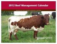 2012 Beef Management Calendar - WSU Integrated Pest ...