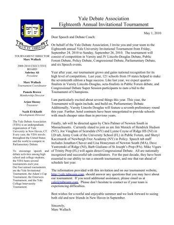 Nfl Bill Template The Yale Invitational