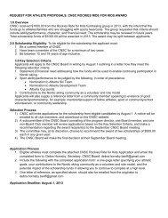 CNSC Rockies Ride Scholarship.pdf - Canmore Nordic Ski Club