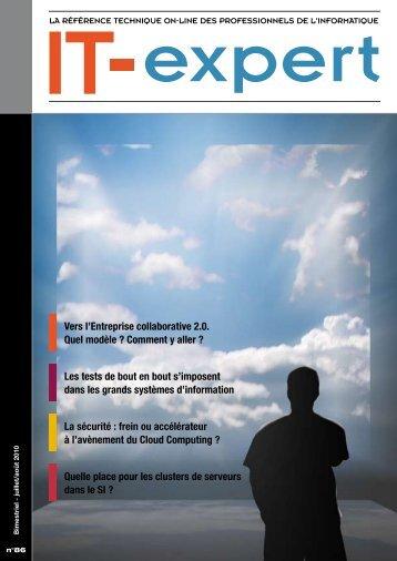 Vers l'Entreprise collaborative 2.0. Quel modèle ... - IT-expert