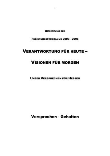 verantwortung für heute - Deutscher Fluglärmdienst eV