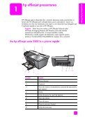 hp officejet seria 5500 all-in-one ghid documentar - Alsys Data - Page 5